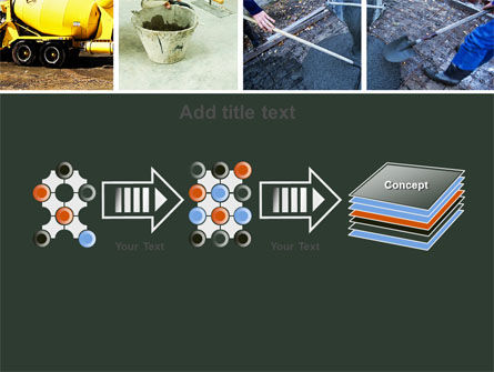 Cement PowerPoint Template Slide 9