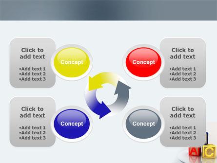 Basics PowerPoint Template Slide 9