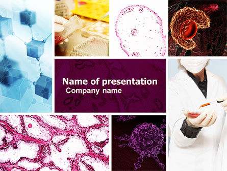 Microbiology collage powerpoint template backgrounds 05032 microbiology collage powerpoint template 05032 medical poweredtemplate toneelgroepblik Images