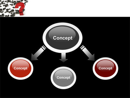 Important Question PowerPoint Template, Slide 4, 05035, Consulting — PoweredTemplate.com