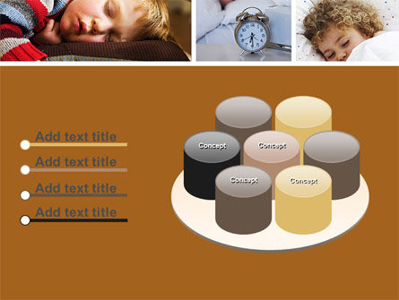 Sleep PowerPoint Template Slide 12