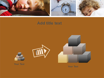 Sleep PowerPoint Template Slide 13