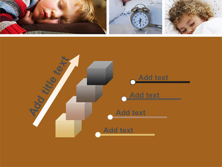 Sleep PowerPoint Template Slide 14