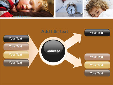 Sleep PowerPoint Template Slide 15