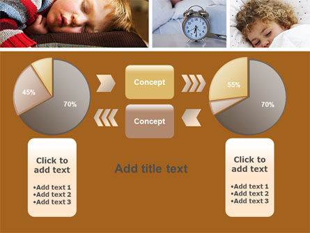 Sleep PowerPoint Template Slide 16