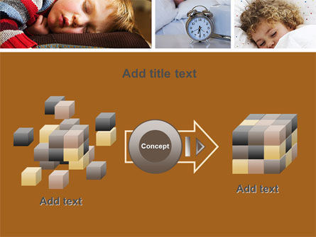 Sleep PowerPoint Template Slide 17