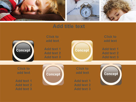 Sleep PowerPoint Template Slide 18