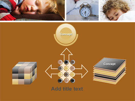 Sleep PowerPoint Template Slide 19