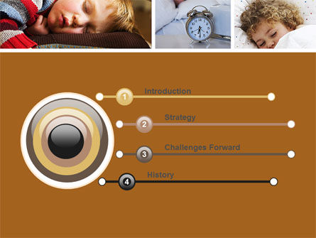Sleep PowerPoint Template Slide 3