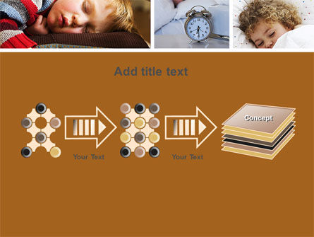 Sleep PowerPoint Template Slide 9