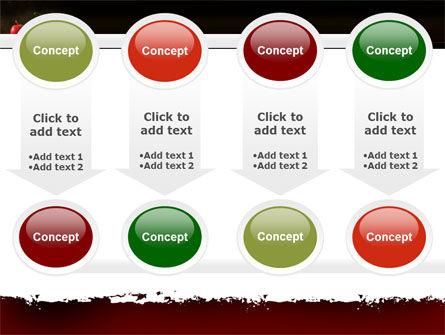 Red Apples PowerPoint Template Slide 18