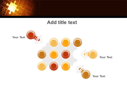 Missing Puzzle PowerPoint Template Slide 10