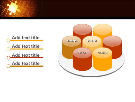 Missing Puzzle PowerPoint Template Slide 12