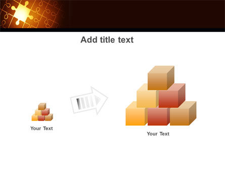 Missing Puzzle PowerPoint Template Slide 13