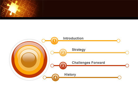 Missing Puzzle PowerPoint Template Slide 3