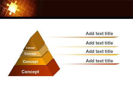 Missing Puzzle PowerPoint Template Slide 4
