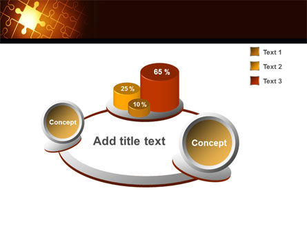 Missing Puzzle PowerPoint Template Slide 6