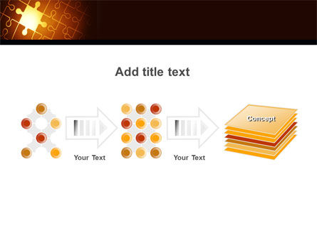 Missing Puzzle PowerPoint Template Slide 9