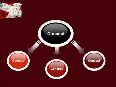 Denmark PowerPoint Template, Slide 4, 05046, Flags/International — PoweredTemplate.com