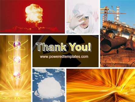 Radiation PowerPoint Template Slide 20