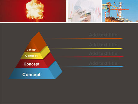 Radiation PowerPoint Template, Slide 4, 05051, Technology and Science — PoweredTemplate.com