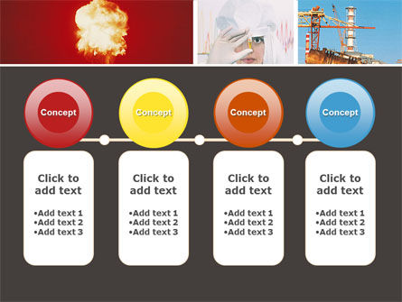 Radiation PowerPoint Template Slide 5