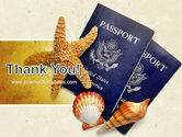 Traveling Abroad PowerPoint Template#20