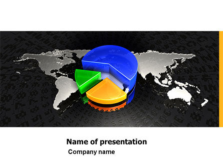 Consulting: Marketing Chart PowerPoint Template #05054
