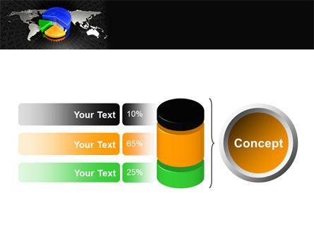 Marketing Chart PowerPoint Template Slide 11