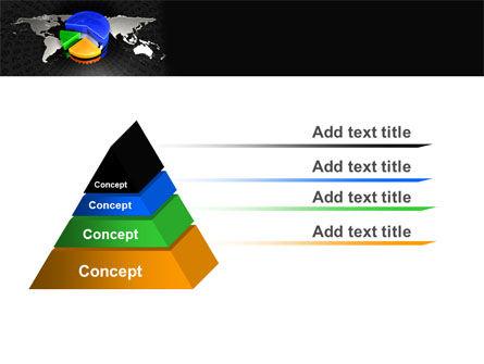 Marketing Chart PowerPoint Template Slide 12