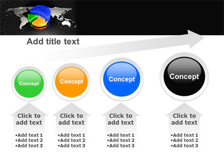 Marketing Chart PowerPoint Template Slide 13