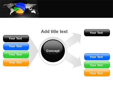 Marketing Chart PowerPoint Template Slide 14