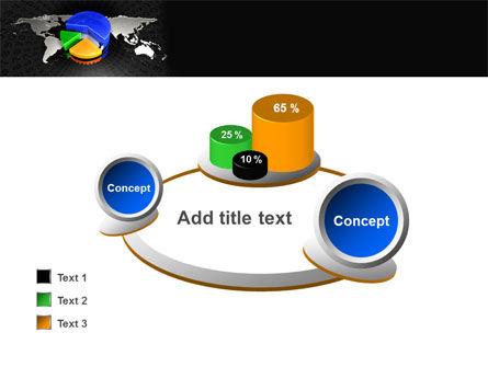 Marketing Chart PowerPoint Template Slide 16