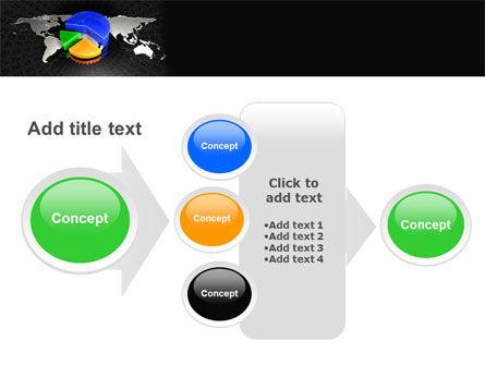 Marketing Chart PowerPoint Template Slide 17