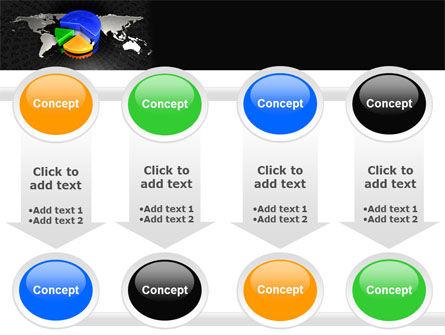 Marketing Chart PowerPoint Template Slide 18