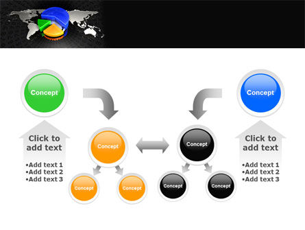 Marketing Chart PowerPoint Template Slide 19