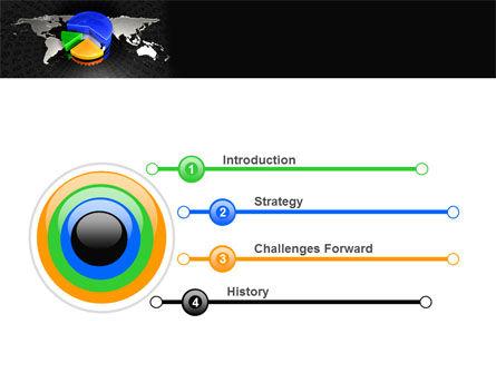 Marketing Chart PowerPoint Template Slide 3