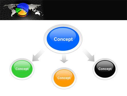 Marketing Chart PowerPoint Template Slide 4