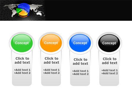 Marketing Chart PowerPoint Template Slide 5