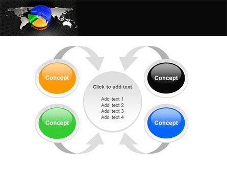 Marketing Chart PowerPoint Template Slide 6
