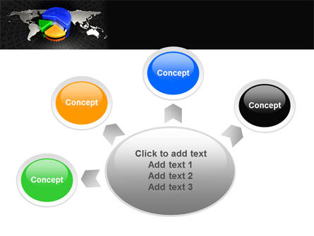 Marketing Chart PowerPoint Template Slide 7