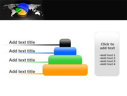 Marketing Chart PowerPoint Template Slide 8