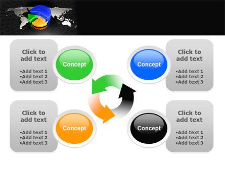 Marketing Chart PowerPoint Template Slide 9