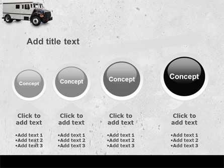 Armored Car Free PowerPoint Template Slide 13