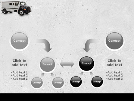 Armored Car Free PowerPoint Template Slide 19