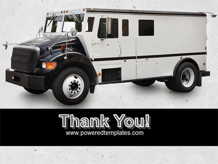 Armored Car Free PowerPoint Template Slide 20