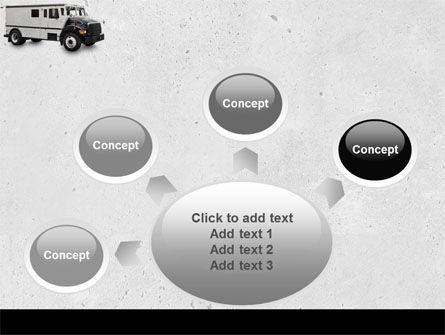 Armored Car Free PowerPoint Template Slide 7