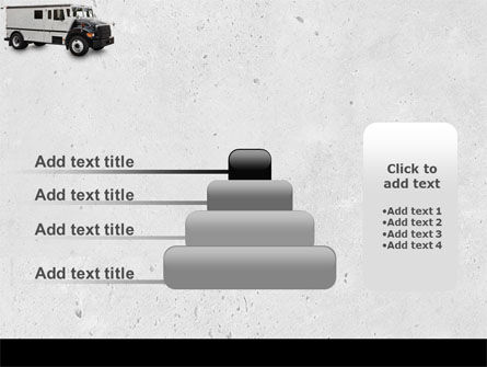 Armored Car Free PowerPoint Template Slide 8
