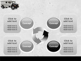 Armored Car Free PowerPoint Template#9
