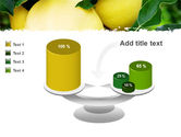Yellow Apple PowerPoint Template#10